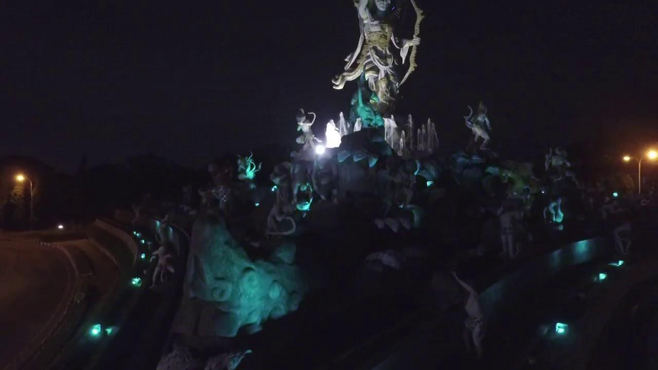 Patung Titi Banda Kota Denpasar Youtube