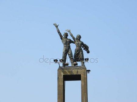 Patung Titi Banda Monument Stock Editorial Photo Mazzzur 137164926 Jakarta