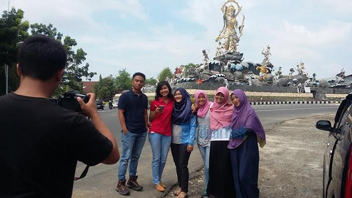 Proyek Underpass Titi Banda Tak Jelas Tribun Bali Patung Kota