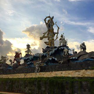 Tag Titibandastatue Instagram Pictures Gramrix Sunset Titi Banda Statue Denpasar