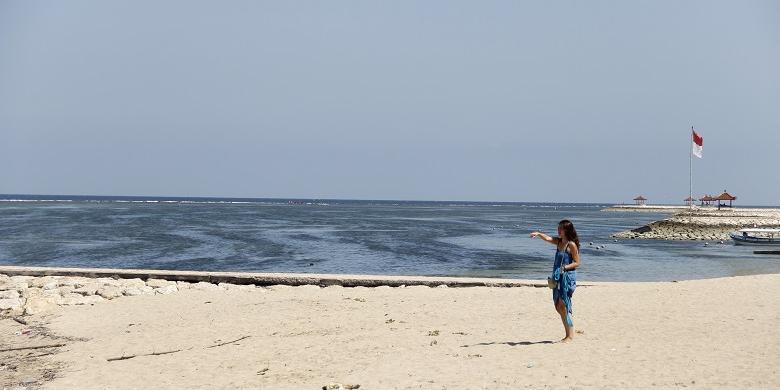 5 Ide Berwisata Sanur Bali Kompas Prasasti Blanjong Kota Denpasar