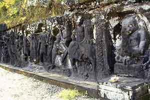 Bali Peninggalan Kerajaan Prasasti Blanjong Kota Denpasar