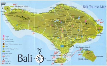 Blog Nak Belog Bali Terletak Antara Pulau Jawa Lombok Ibukota