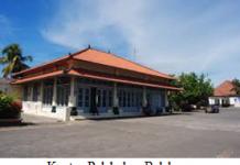Cagar Budaya Pura Blanjong Balai Pelestarian Bali Studi Kelayakan Arkeologi