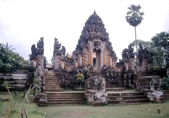 Kerajaan Bali Indonesia Prasasti Blanjong Kota Denpasar