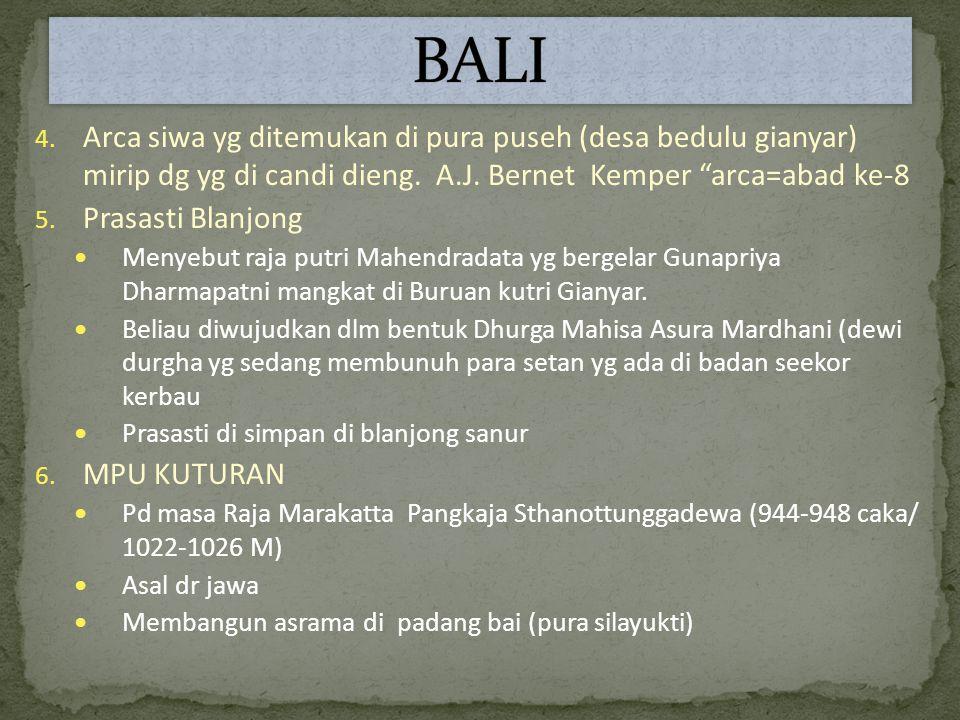 Om Swastyastu Sejarah Agama Hindu Ppt Download Bali Arca Siwa