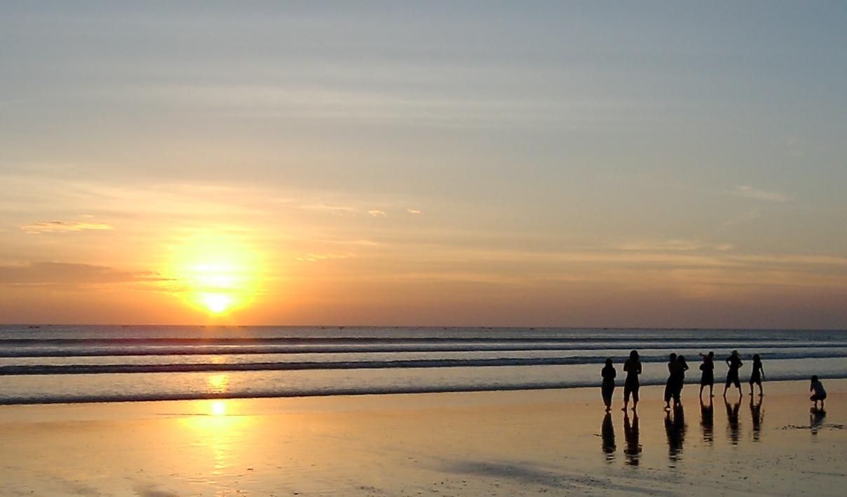 Pantai Sanur Salah Satu Bagian Cantik Bali Baliqu Berada Desa