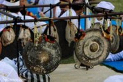 Prasasti Blanjong Gamelan Gong Beri Blog Institut Seni Menurut Kota
