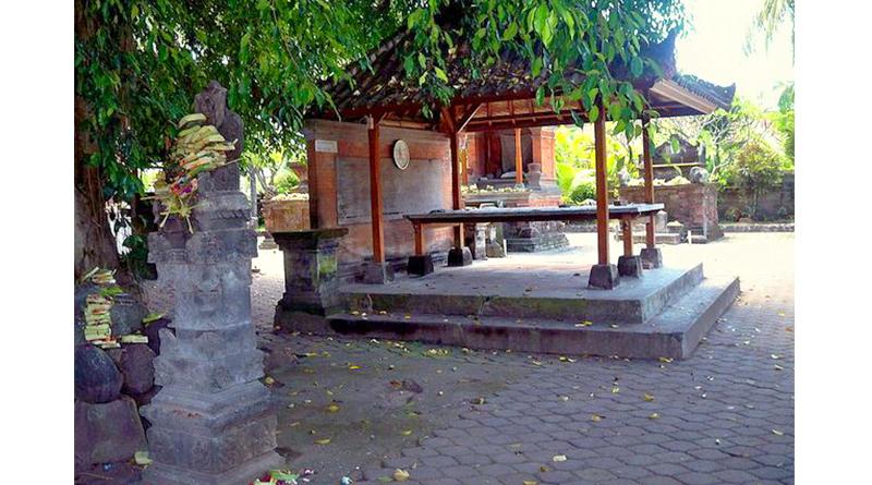 Pura Blanjong 1 Posbali Id Prasasti Kota Denpasar
