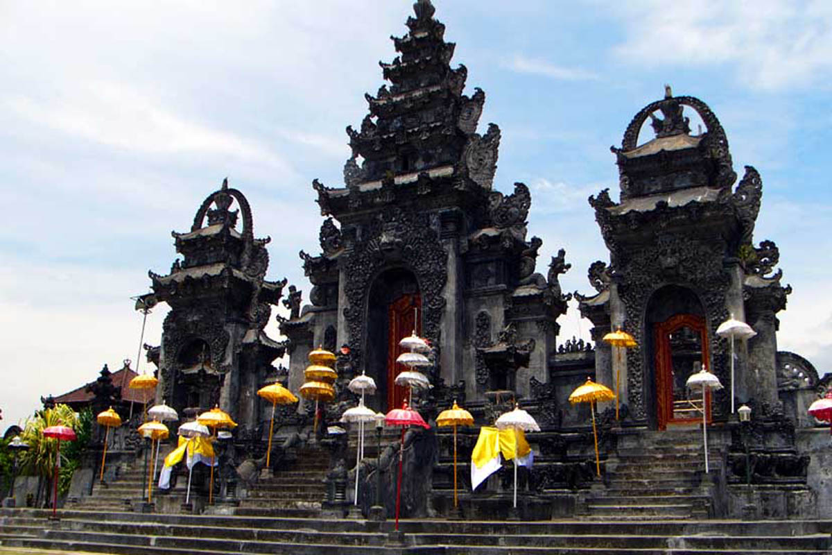 Agung Jagatnatha Temple Fabulousubud Pura Kota Denpasar