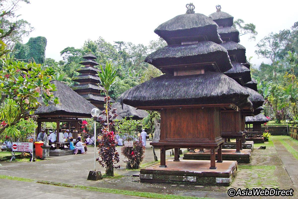 Bali Attractions List Batukaru Temple Pura Agung Jagatnatha Kota Denpasar