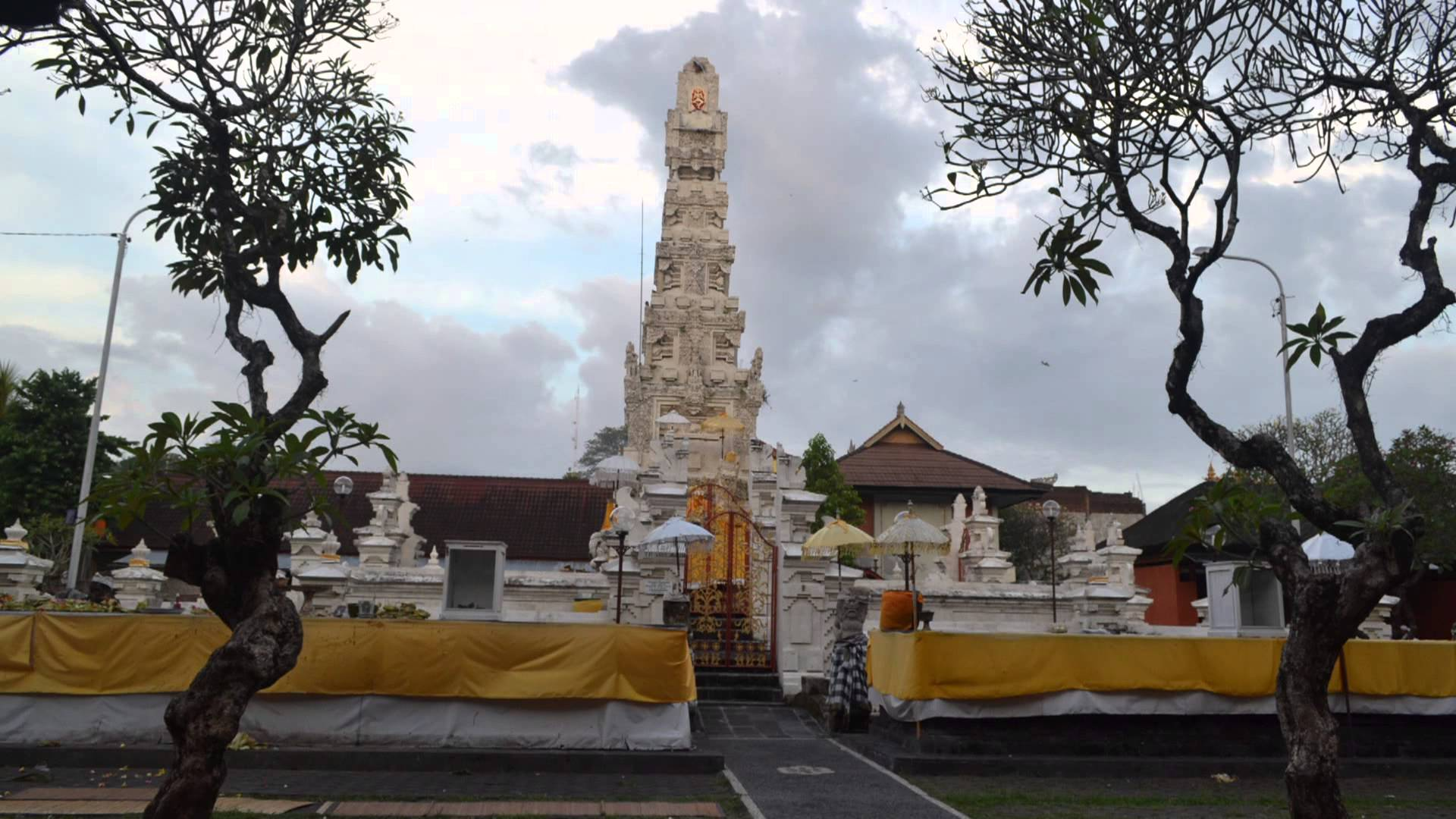Jagatnatha Grand Temple Pesona Denpasar Pura Agung Kota