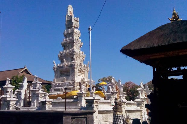 Keistimewaan Pura Agung Jagatnatha Sejarah Kota Denpasar