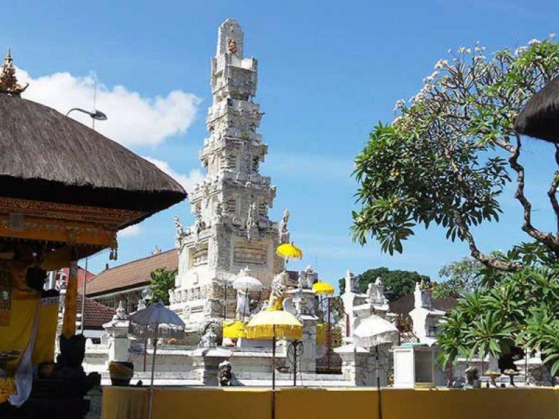 Kura Guide Informasi Wisata Bali Jagatnatha Temple Pura Galeri Agung