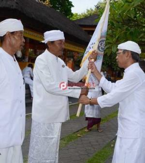 Pinandita Sanggraha Nusantara Denpasar Dilantik Denpost Lantik Ketua Sanggaraha Kota