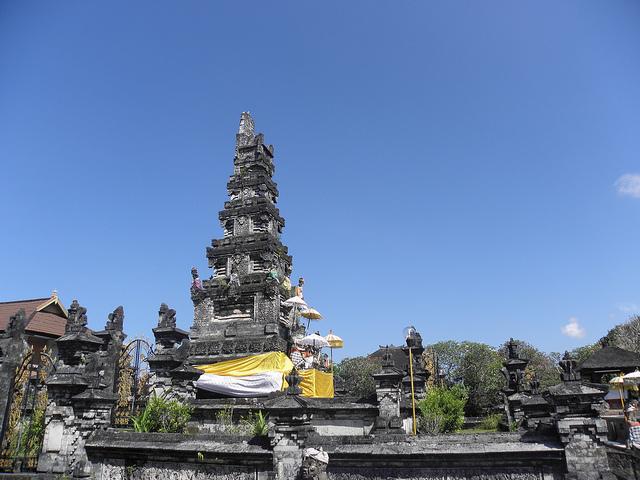Pura Agung Jaganatha Jagatnatha Kota Denpasar
