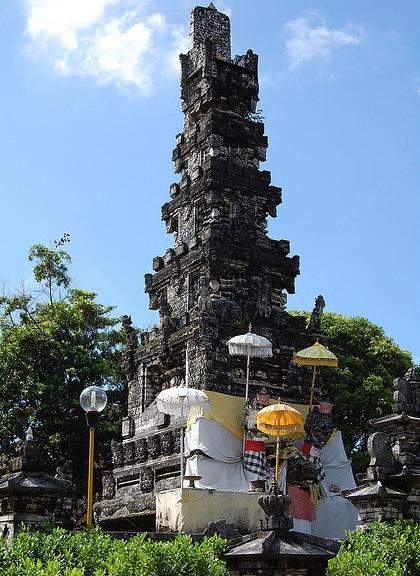 Pura Agung Jagatnatha Bali Paradise Pengelolaannya Ditangani Oleh Komite Pengembangan