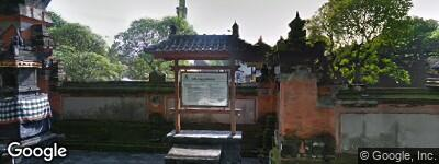 Pura Agung Jagatnatha Denpasar Jl Surapati Kota