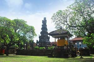 Pura Agung Jagatnatha Denpasar Kota