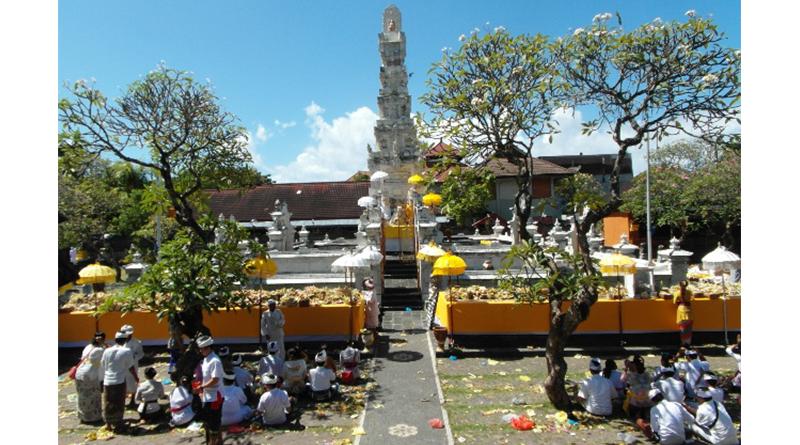 Pura Agung Jagatnatha Denpasar Posbali Id Desa Mawacara Parahyangan Kota