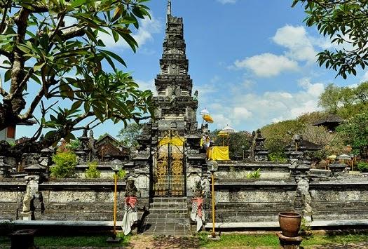 Pura Agung Jagatnatha Kota Denpasar