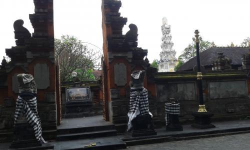 Pura Agung Jagatnatha Sungsungan Umat Hindu Bali Denpasarkota Kota Denpasar