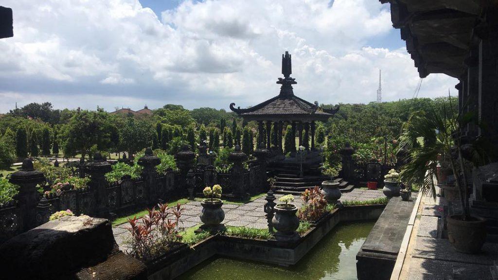 Pura Agung Jagatnatha Wisata Terbesar Kota Denpasar Info 3 1024x576