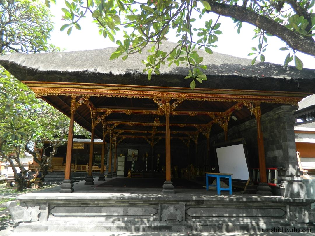 Sangpetualang Pura Agung Jagatnatha Terbesar Kota Denpasar Konon Katanya Sieh