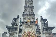 Visit Jagatnata Temple Pura Jagatnatha Trip Denpasar Indonesia Agung Kota