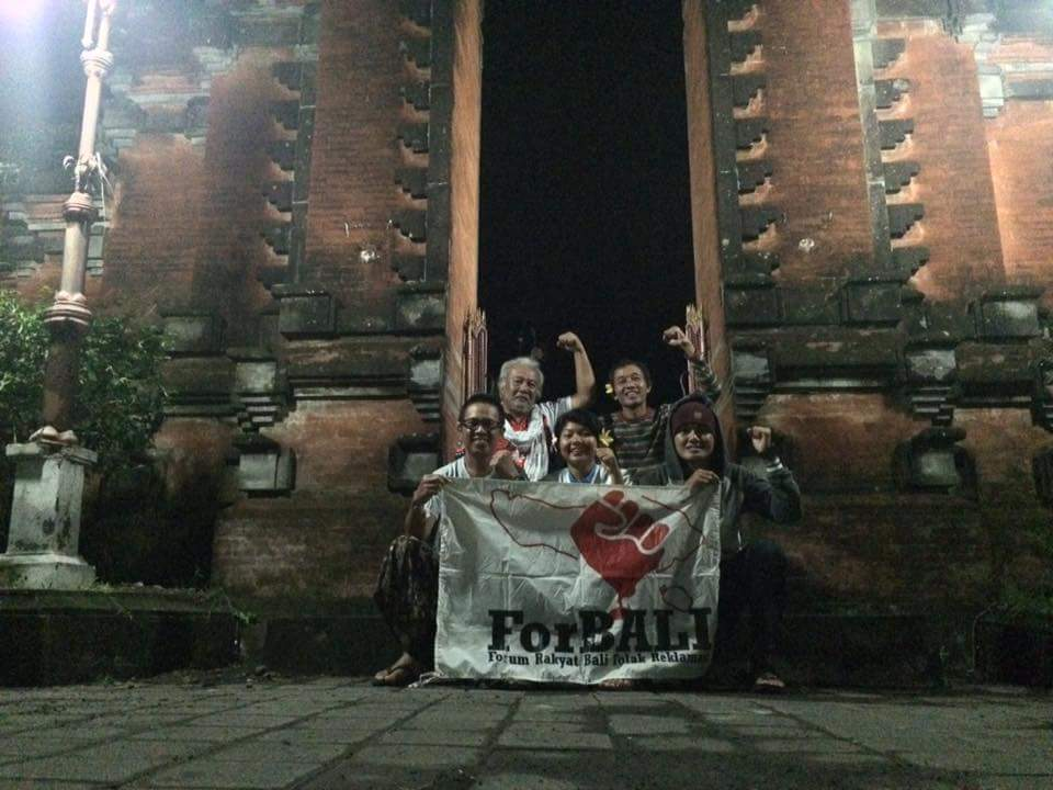 Komunitas Samas Bersepeda Keliling Pulau Bali Tempuh Jarak 410 Km