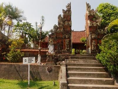 Luhur Rambut Siwi Pura Kota Denpasar