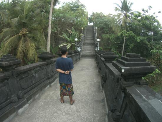 Picture Pura Rambut Siwi Denpasar Tripadvisor Tangga Masuk Kota