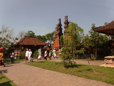 Pura Luhur Rambut Siwi Kota Denpasar