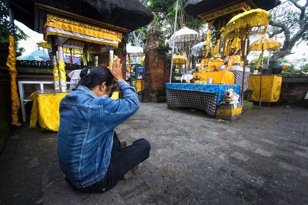 Pura Rambut Siwi Jembrana Bali Picture View Dibuka Tujuan Wisata