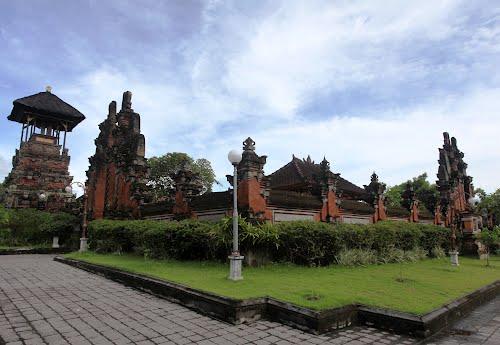 Pura Rambut Siwi Jembrana Bali Picture View Salah Satu Hindu