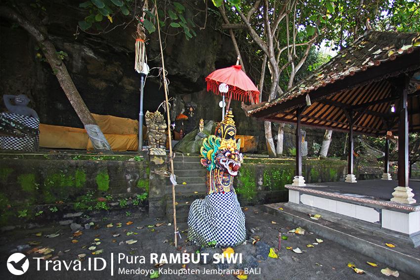 Pura Rambut Siwi Tempat Wisata Religi Bali Trava Id Goa