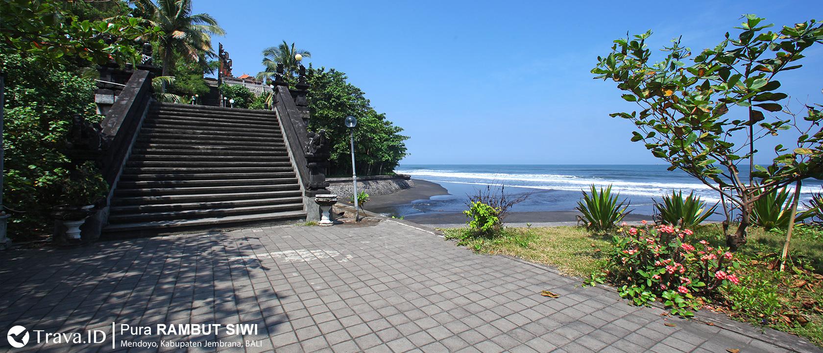 Pura Rambut Siwi Tempat Wisata Religi Bali Trava Id Kota