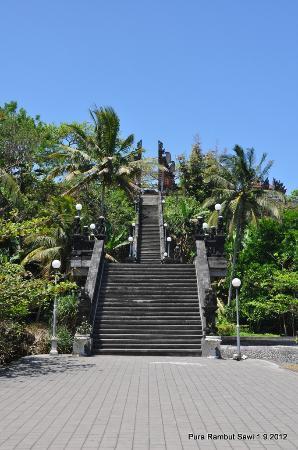 Pura Terkenal Bali Berbagi Ilmu Contoh Rambut Siwi Kota Denpasar