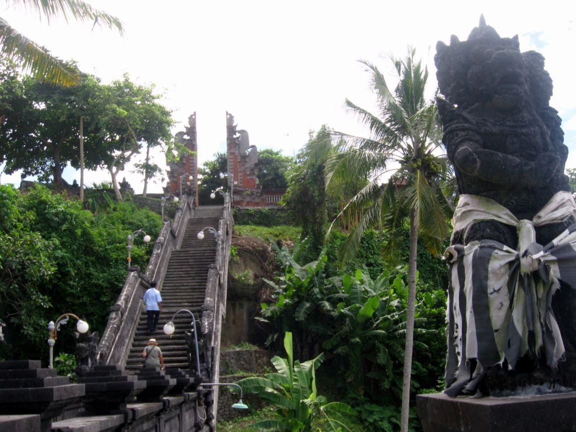 Rambut Siwi Temple Nengah Bali Tour Pura Kota Denpasar