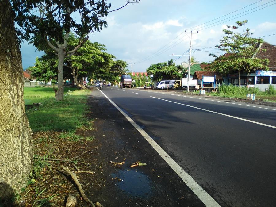 Tanah Dijual Dipinggir Jalan Raya Denpasar Gilimanuk Rambut Siwi Jembrana