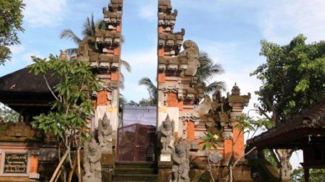 Temples Bali Famous Kuta Ubud Map Pura Rambut Siwi Kota