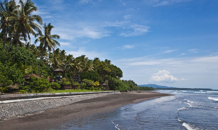 World Hidden Beaches Bali Travel Guardian Pura Rambut Siwi Kota