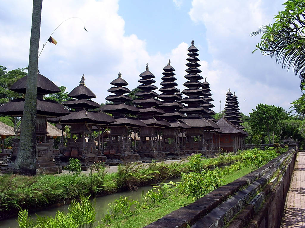Bali Tourism Board Tourist Objects Temples Taman Ayun Temple Pura