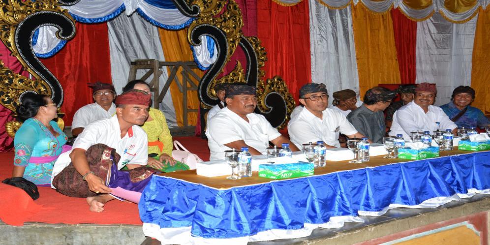Baliberkarya Suara Rakyat Bali Membangun Fragmentari Kolaborasi Pesona Pura Sakenan