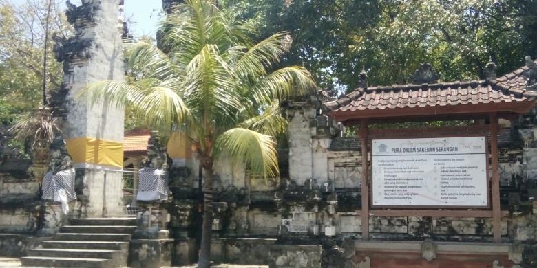 Desa Wisata Serangan Bali Kompas Pura Sakenan Denpasar Sri Lestari
