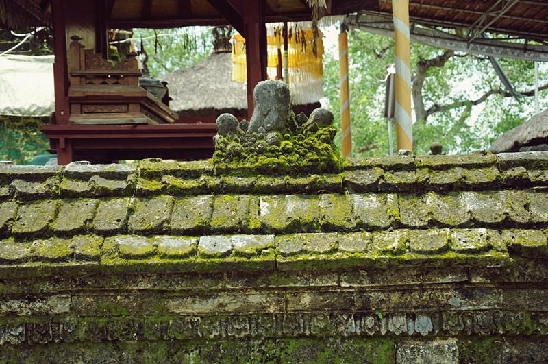 Kura Bali Turtle Island Village Temples Pura Sakenan Kota Denpasar