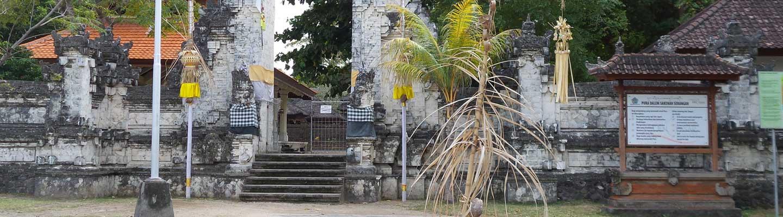 Pamedek Pura Sakenan Diprediksi Diatas 5 000 Kabardewata Kota Denpasar