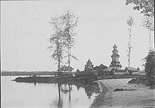 Pura Dalem Sakenan Wikipedia Early 20th Century Reclamation Kota Denpasar