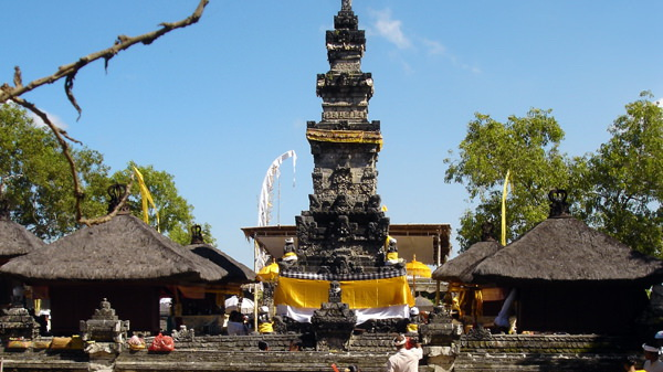 Sakenan Temple Dmc Bali Pura Kota Denpasar