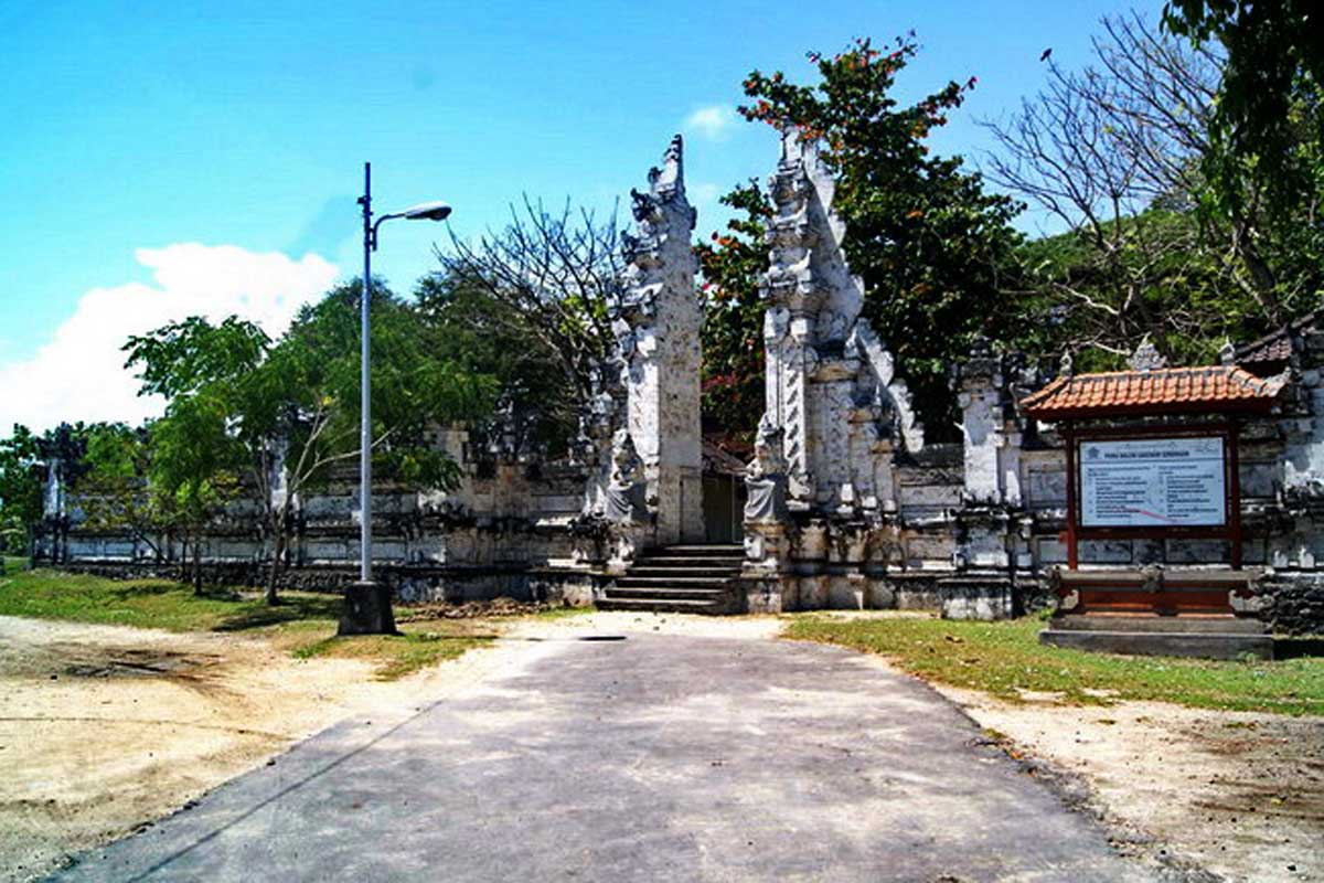 Sakenan Temple Fabulousubud Pura Kota Denpasar